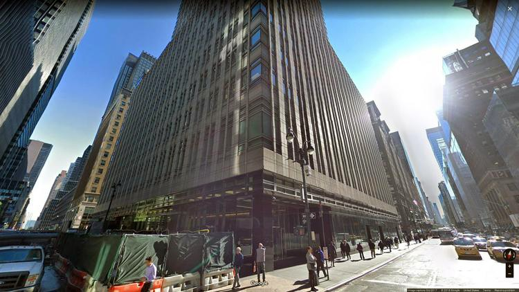 rent office 383 madison avenue