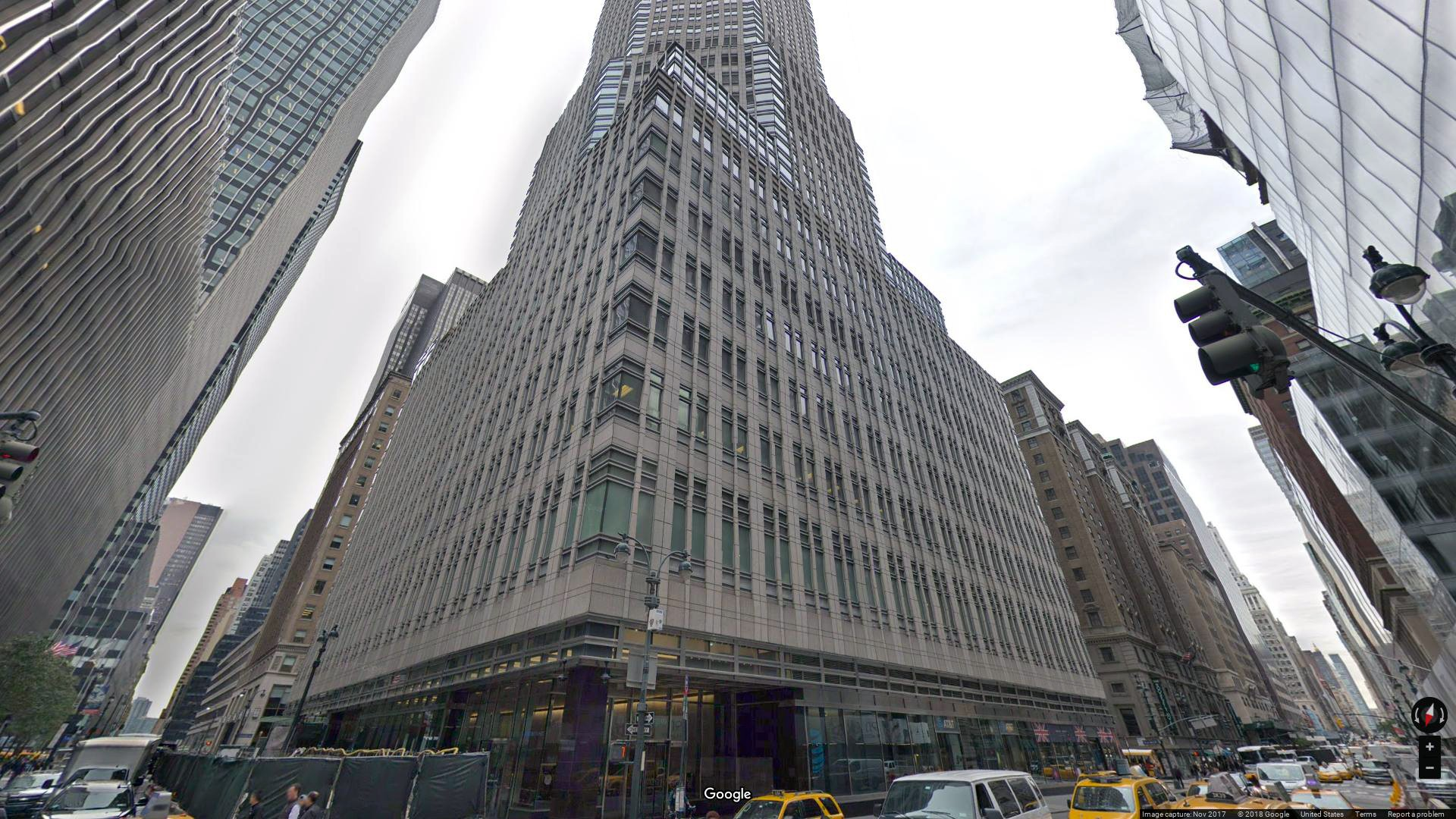 Rent Lease Office 383 Madison Avenue
