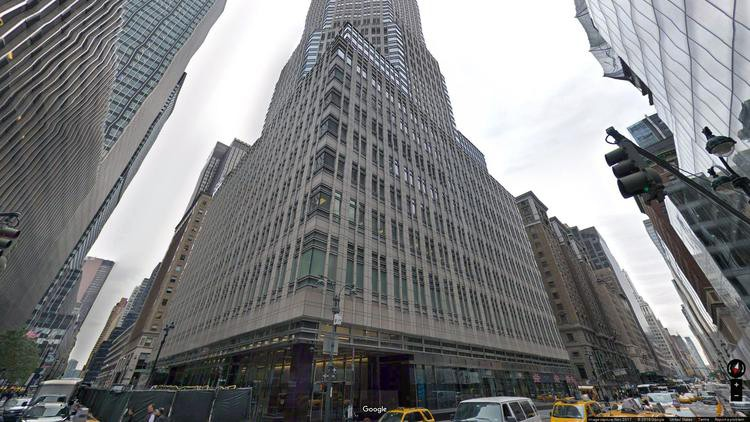 lease office 383 madison avenue