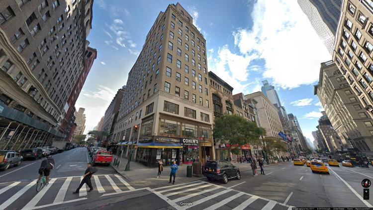 lease office 385 fifth avenue