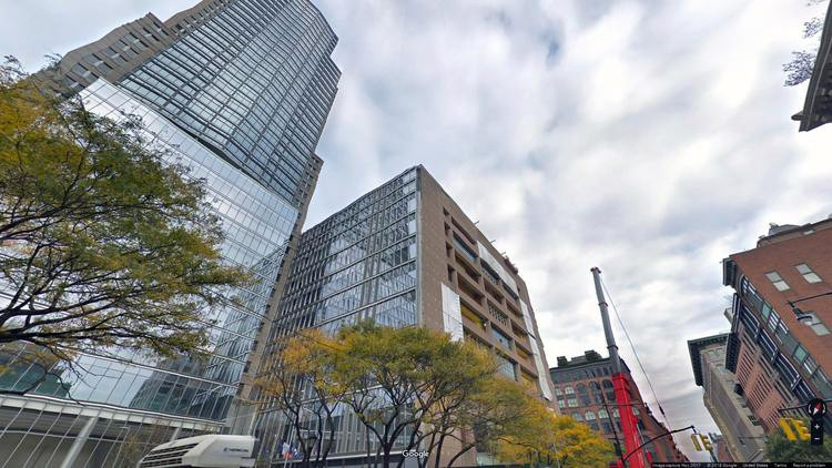 lease office 388 greenwich street