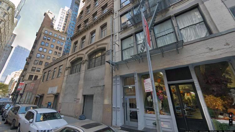 rent office 39-45 ann street