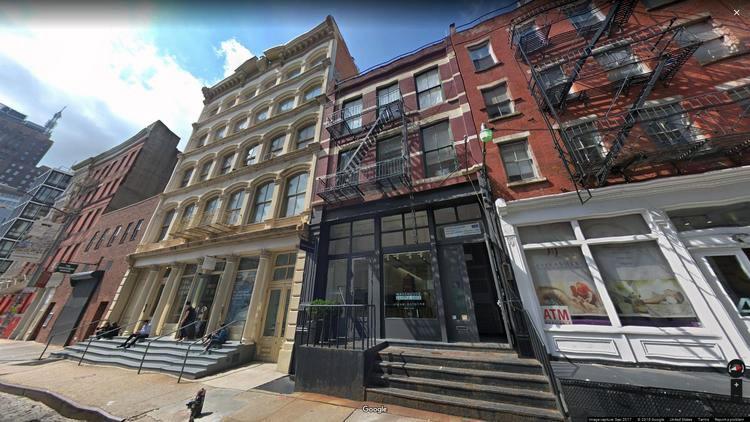 lease office 39 wooster street