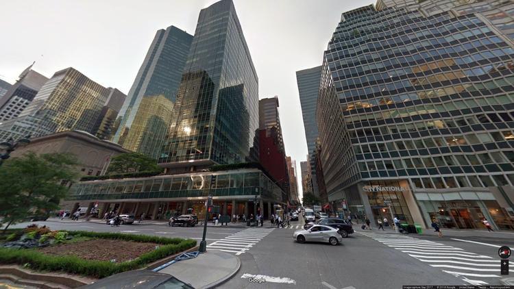let office 390 park avenue