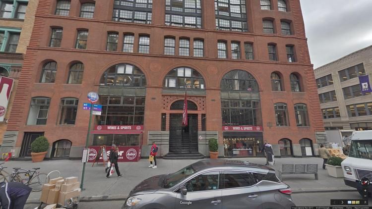 let office 393-399 lafayette street