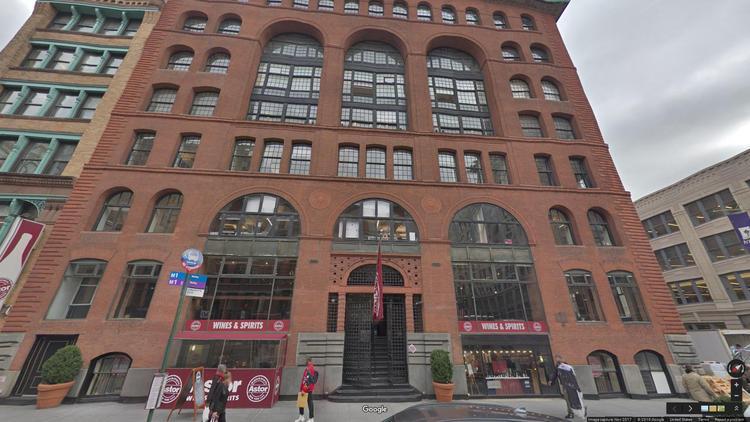 rent office 393-399 lafayette street