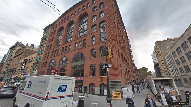 lease office 393-399 lafayette street