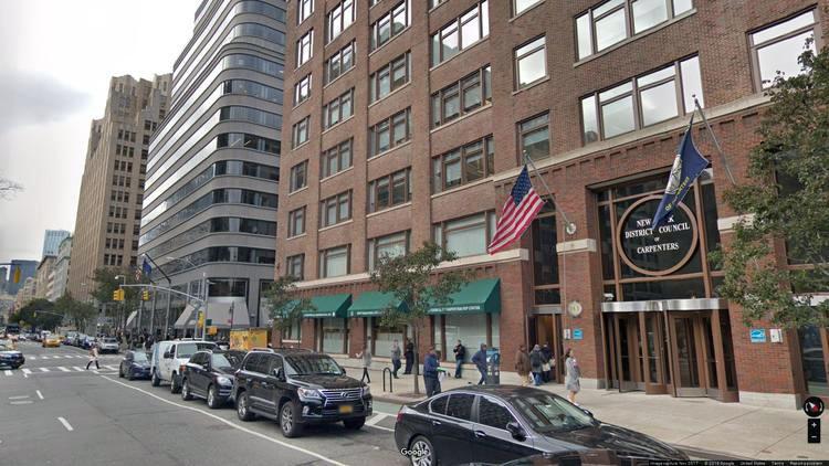 lease office 395 hudson street