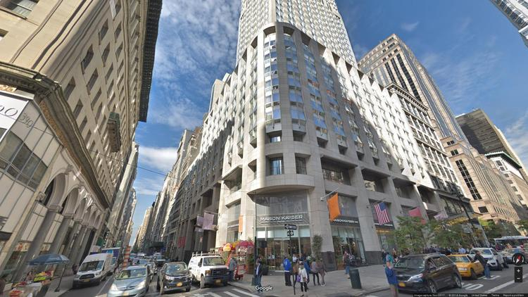 lease office 396-400 fifth avenue