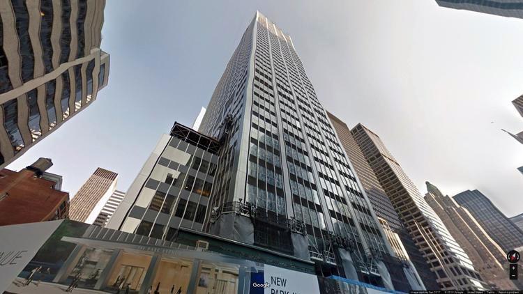 let office 399 park avenue
