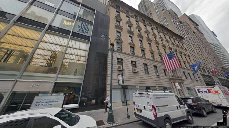 lease office 4-16 west 43rd street