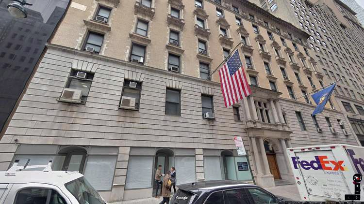rent office 4-16 west 43rd street