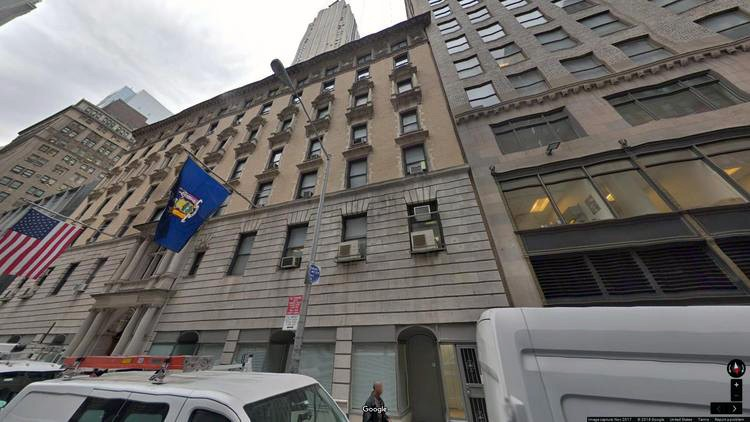 let office 4-16 west 43rd street