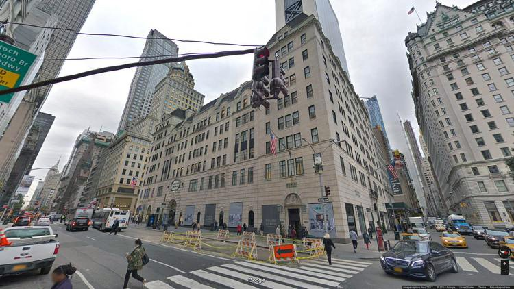 let office 4-8 west 58th street