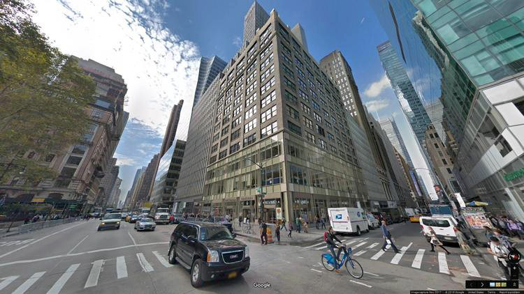 lease office 4 bryant park