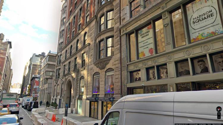 lease office 40-42 west 27th street