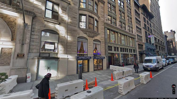 let office 40-42 west 27th street