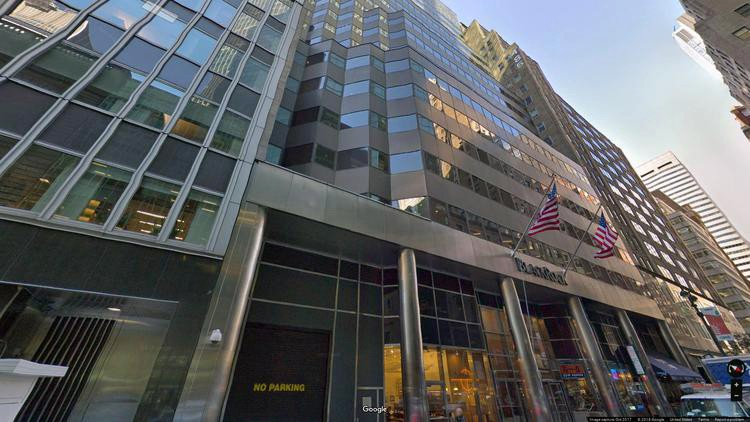 rent office 40 east 52nd street