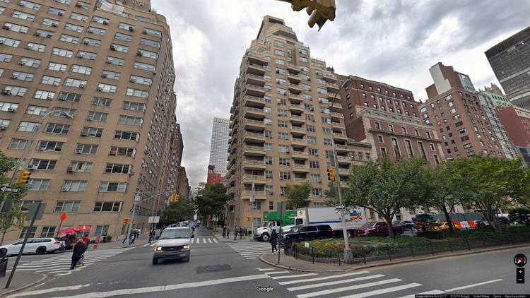 lease office 40 park avenue
