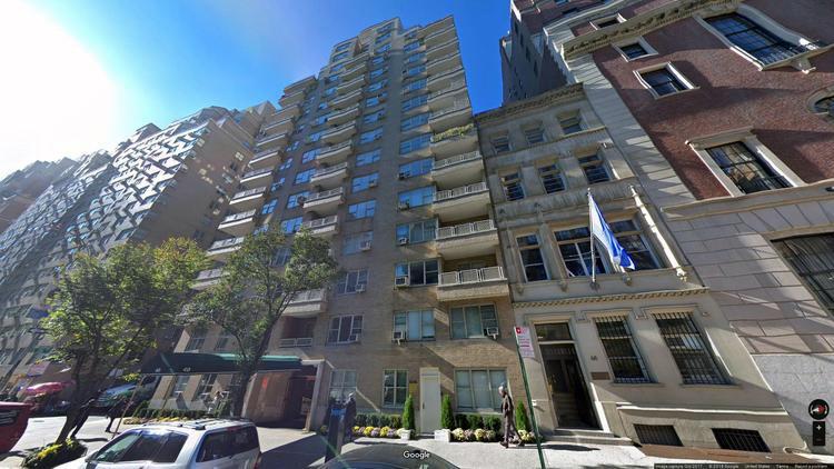 rent office 40 park avenue