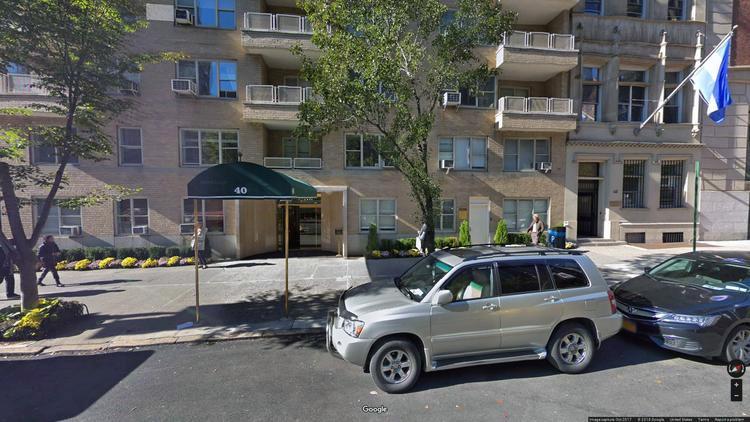 let office 40 park avenue