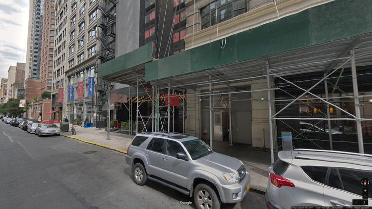 lease office 40 west 25th street