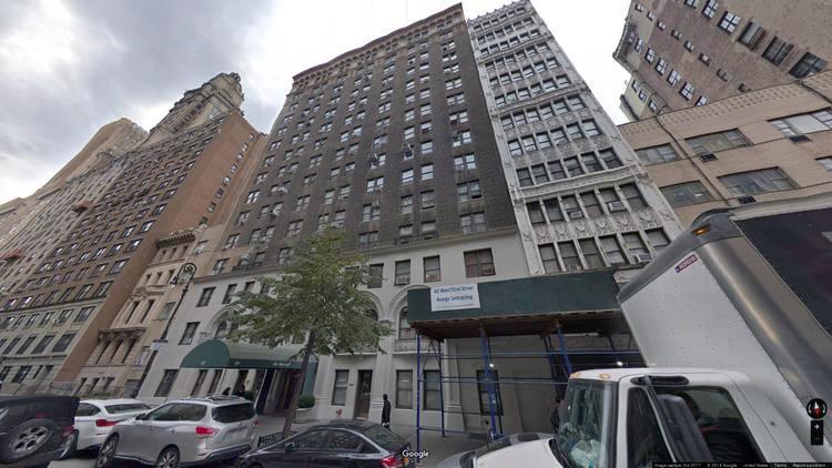 lease office 40 west 72nd street