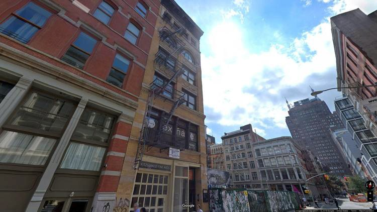 let office 40 wooster street
