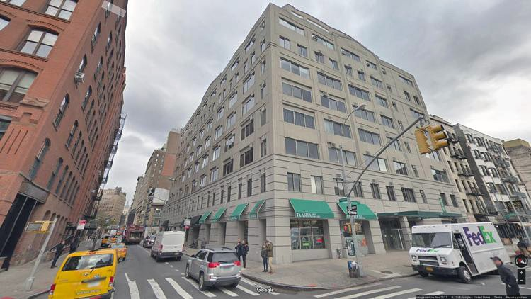 lease office 400 broome street