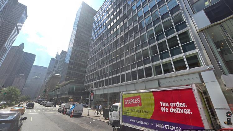rent office 400 park avenue