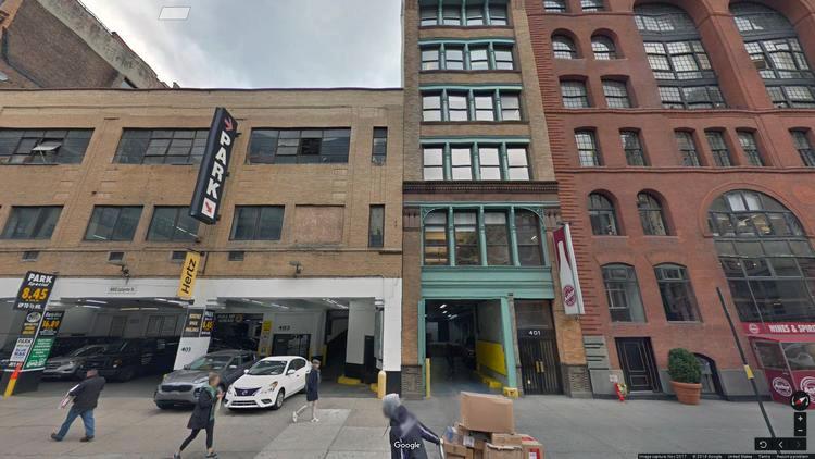 rent office 401 lafayette street