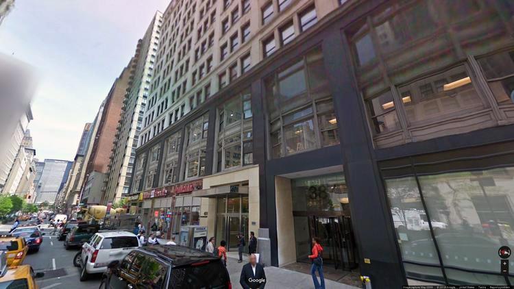 lease office 401 park avenue south