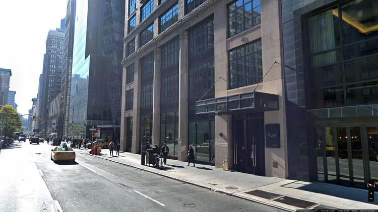 lease office 404 park avenue south