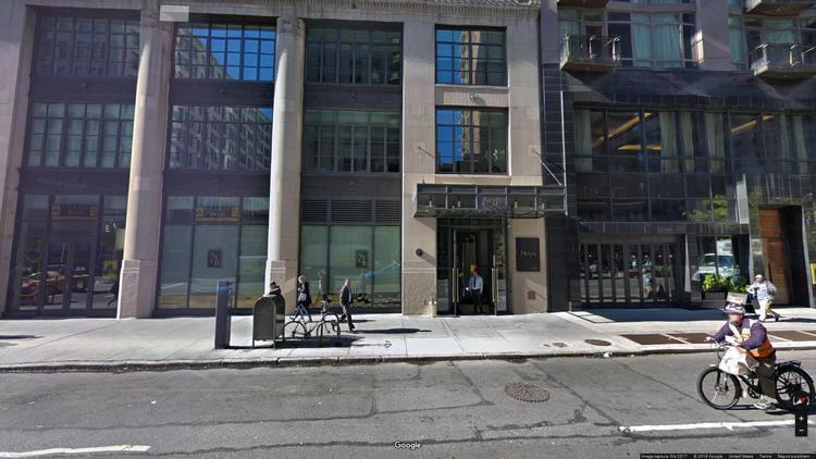 rent office 404 park avenue south