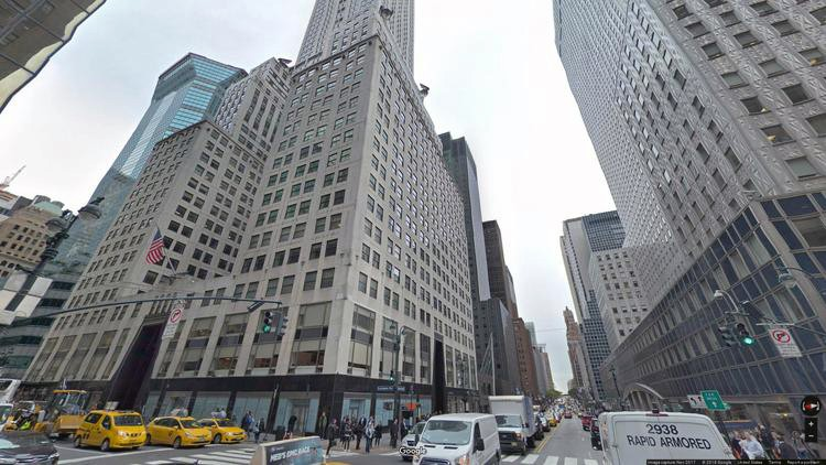 lease office 405 lexington avenue