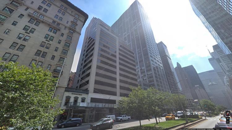 let office 405 park avenue