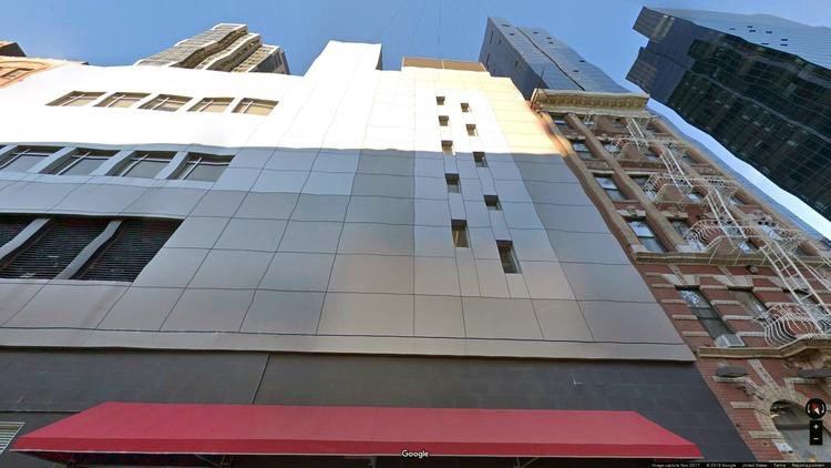 rent office 409 east 60th street