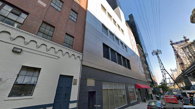 lease office 409 east 60th street