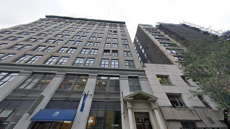 lease office 41 east 11th street