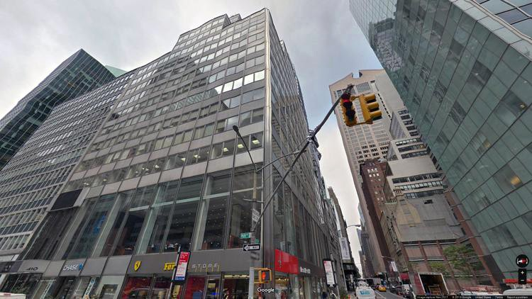 lease office 410 park avenue