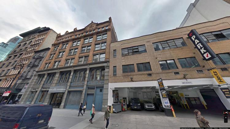 lease office 411 lafayette street