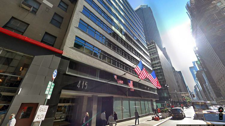 rent office 415 madison avenue