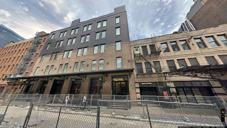 rent office 415 west 13th street