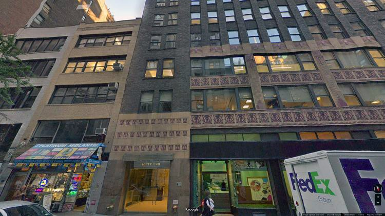 let office 42 west 39th street