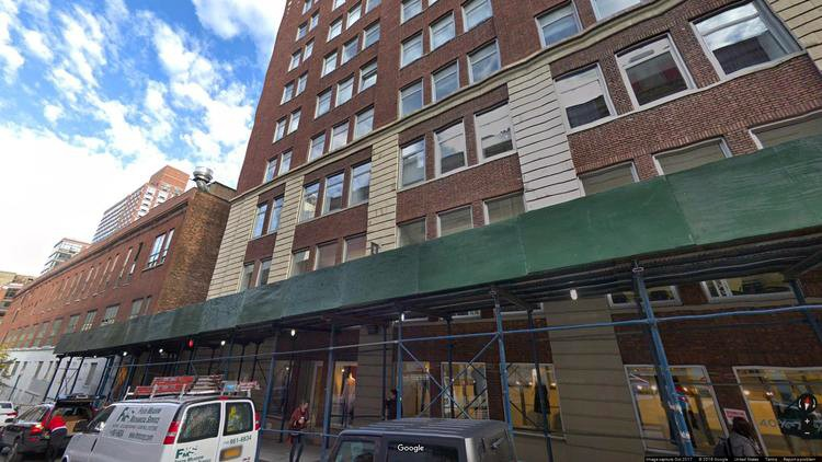 lease office 423 west 55th street