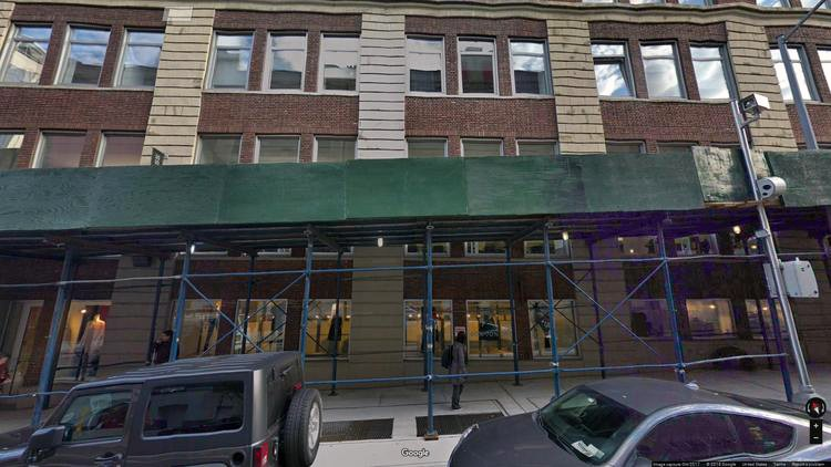 rent office 423 west 55th street