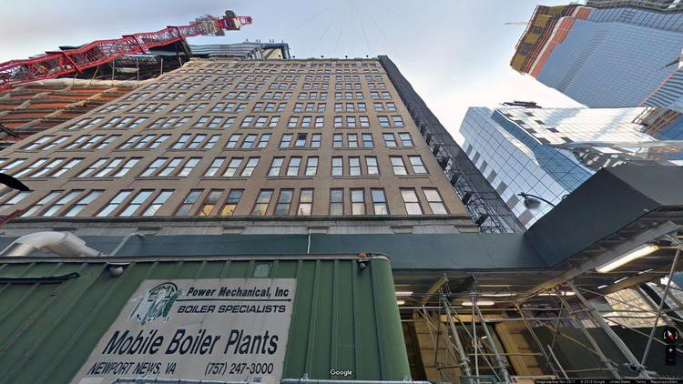 let office 424-438 west 33rd street