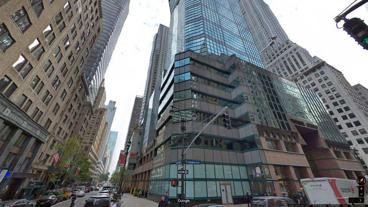 rent office 425 lexington avenue
