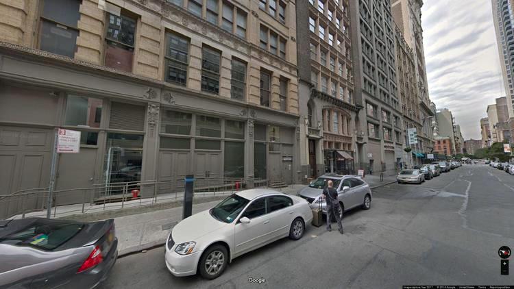 lease office 43 west 23rd street