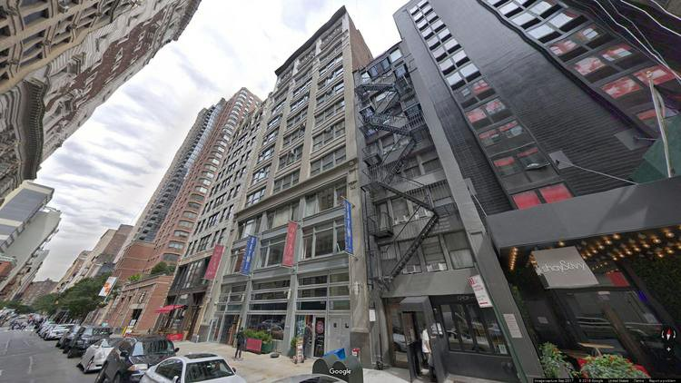 lease office 43 west 24th street